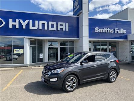 2016 Hyundai Santa Fe Sport 2.0T Limited Adventure Edition (Stk: 99251) in Smiths Falls - Image 1 of 8