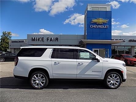 2021 Chevrolet Suburban High Country (Stk: 21005) in Smiths Falls - Image 1 of 19