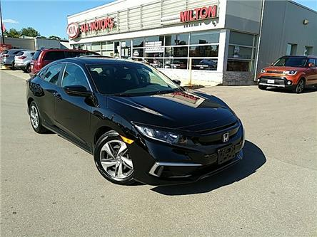 2019 Honda Civic LX (Stk: 835975A) in Milton - Image 1 of 11