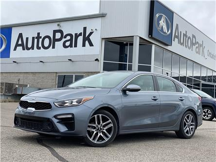 2019 Kia Forte EX (Stk: 19-22550RJB) in Barrie - Image 1 of 27
