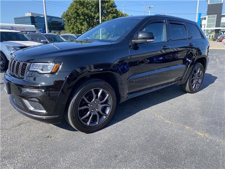 2020 Jeep Grand Cherokee Overland (Stk: 384-43) in Oakville - Image 1 of 19