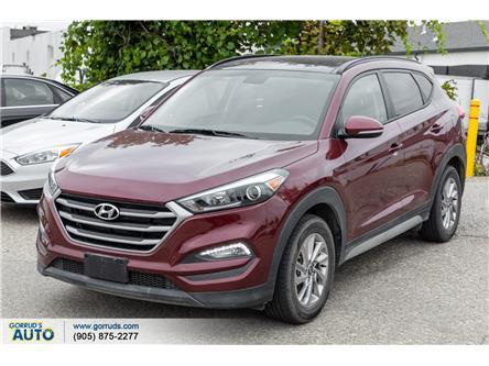 2017 Hyundai Tucson SE (Stk: 353630) in Milton - Image 1 of 5