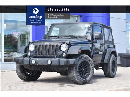 2015 Jeep Wrangler Sport (Stk: A0326) in Ottawa - Image 1 of 18
