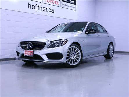 2016 Mercedes-Benz C-Class Base (Stk: 207217) in Kitchener - Image 1 of 23