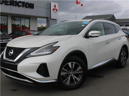 2019 Nissan Murano SV (Stk: 201218A) in Fredericton - Image 1 of 14