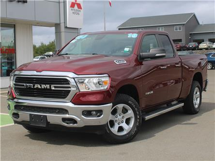 2019 RAM 1500 Big Horn (Stk: 201242A) in Fredericton - Image 1 of 17
