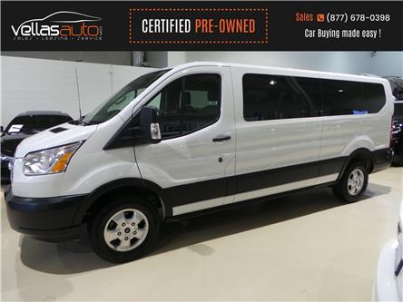 2019 Ford Transit Passenger Wagon  (Stk: NPKKA44225) in Vaughan - Image 1 of 22