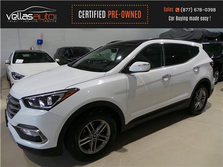 2018 Hyundai Santa Fe Sport 2.4 Luxury (Stk: NP1644) in Vaughan - Image 1 of 27