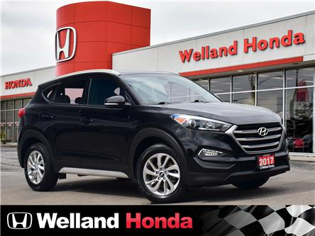 2017 Hyundai Tucson Premium (Stk: U20062B) in Welland - Image 1 of 22