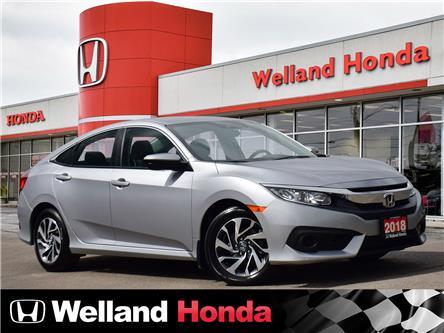 2018 Honda Civic SE (Stk: U20262Z) in Welland - Image 1 of 20