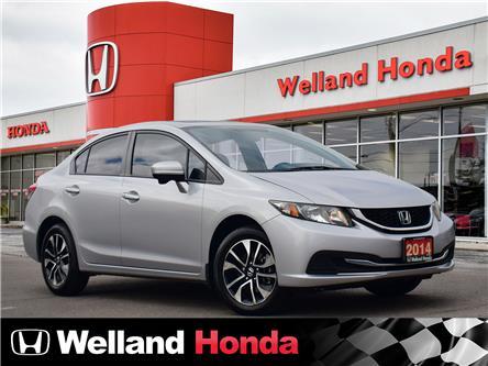 2014 Honda Civic EX (Stk: U20329) in Welland - Image 1 of 22