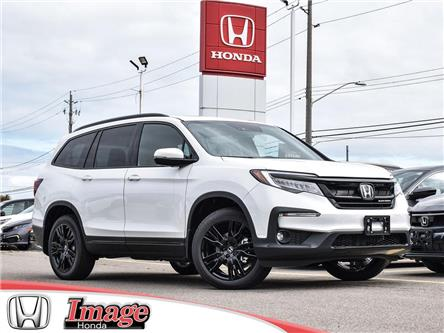 2021 Honda Pilot Black Edition (Stk: 1P138) in Hamilton - Image 1 of 23