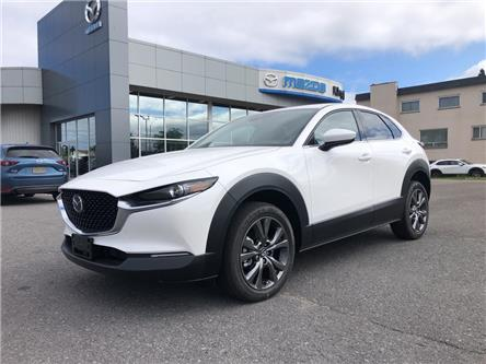 2021 Mazda CX-30 GS (Stk: 21T005) in Kingston - Image 1 of 16