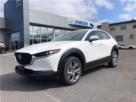 2021 Mazda CX-30 GS (Stk: 21T009) in Kingston - Image 1 of 16