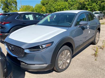 2021 Mazda CX-30 GS (Stk: 21027) in Toronto - Image 1 of 5