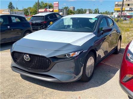 2021 Mazda Mazda3 Sport GS (Stk: 21100) in Toronto - Image 1 of 5