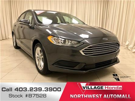 2018 Ford Fusion SE (Stk: B7528) in Calgary - Image 1 of 21