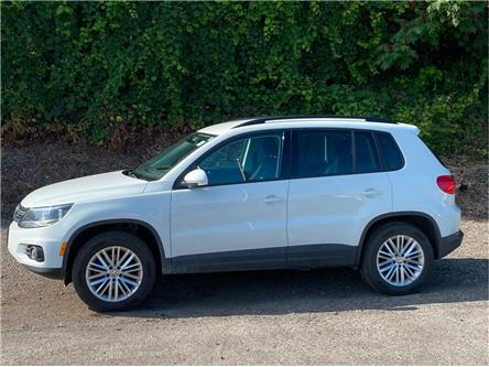2015 Volkswagen Tiguan  (Stk: K0627B) in London - Image 1 of 17
