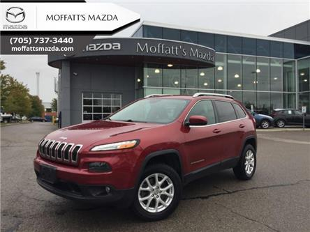 2014 Jeep Cherokee North (Stk: 28581) in Barrie - Image 1 of 22