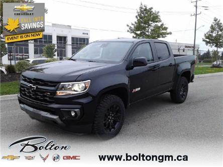 2021 Chevrolet Colorado Z71 (Stk: 118283) in Bolton - Image 1 of 15