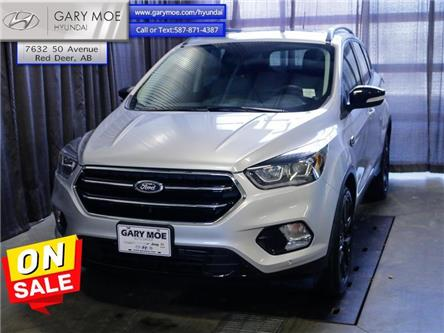 2019 Ford Escape Titanium (Stk: HP8458) in Red Deer - Image 1 of 25