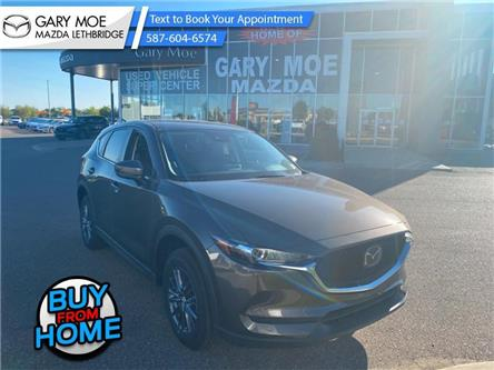 2020 Mazda CX-5 GS (Stk: 20-3701) in Lethbridge - Image 1 of 14