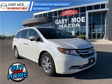 2016 Honda Odyssey EX-L (Stk: ML0359) in Lethbridge - Image 1 of 14