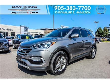 2017 Hyundai Santa Fe Sport  (Stk: 207129A) in Hamilton - Image 1 of 19