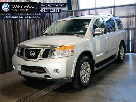 2015 Nissan Armada Platinum (Stk: 9AT3203A) in Red Deer County - Image 1 of 29