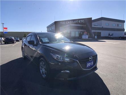 2015 Mazda Mazda3 GX (Stk: 20057) in Sudbury - Image 1 of 19