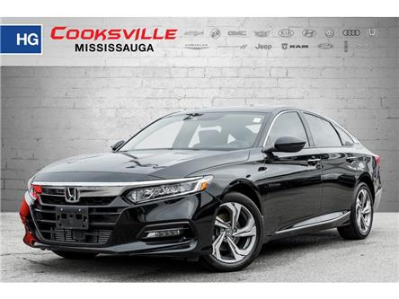 2019 Honda Accord EX-L 1.5T (Stk: 8296P) in Mississauga - Image 1 of 21
