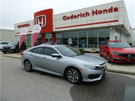 2016 Honda Civic EX (Stk: U10020) in Goderich - Image 1 of 9