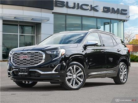 2020 GMC Terrain Denali (Stk: 150116) in London - Image 1 of 27