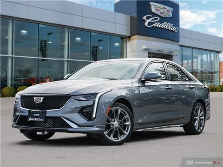 2020 Cadillac CT4 Sport (Stk: 151652) in London - Image 1 of 27