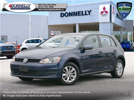 2015 Volkswagen Golf  (Stk: MU1034A) in Kanata - Image 1 of 26