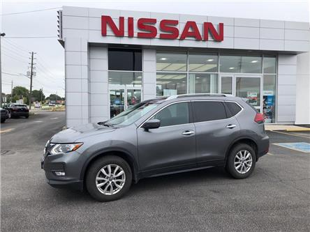 2017 Nissan Rogue SV (Stk: P346) in Sarnia - Image 1 of 18