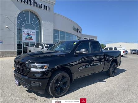 2019 RAM 1500 Sport/Rebel (Stk: N04385A) in Chatham - Image 1 of 27