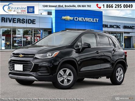 2021 Chevrolet Trax LT (Stk: 21-016) in Brockville - Image 1 of 22