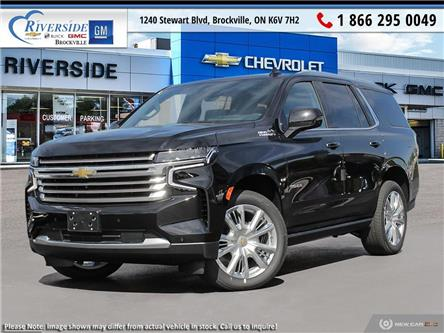 2021 Chevrolet Tahoe High Country (Stk: 21-013) in Brockville - Image 1 of 23