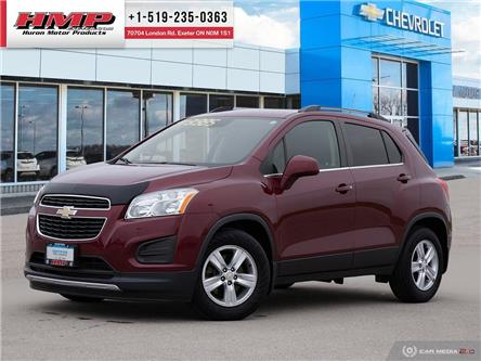 2015 Chevrolet Trax 1LT (Stk: 71671) in Exeter - Image 1 of 27