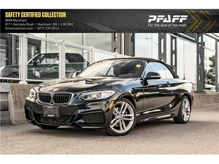 2016 BMW 228i xDrive (Stk: O13398) in Markham - Image 1 of 22