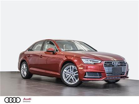 2019 Audi A4 45 Technik (Stk: 53168) in Ottawa - Image 1 of 21