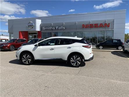 2018 Nissan Murano Platinum (Stk: P2092) in Smiths Falls - Image 1 of 13