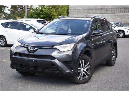 2017 Toyota RAV4 LE (Stk: L28657) in Ottawa - Image 1 of 13