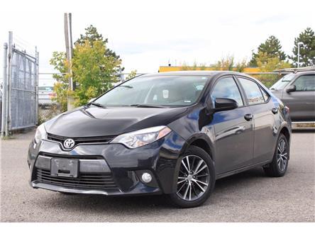 2016 Toyota Corolla LE (Stk: L28540) in Ottawa - Image 1 of 18