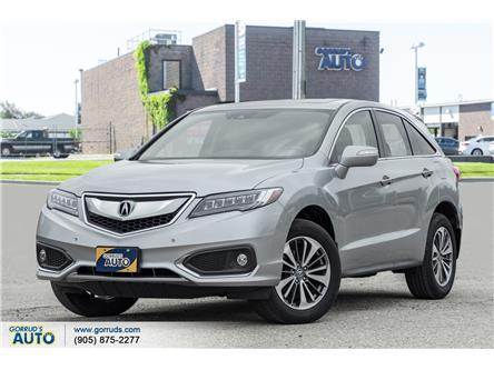2018 Acura RDX Elite (Stk: 800854) in Milton - Image 1 of 23