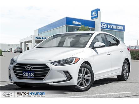 2018 Hyundai Elantra GL (Stk: 477900) in Milton - Image 1 of 19