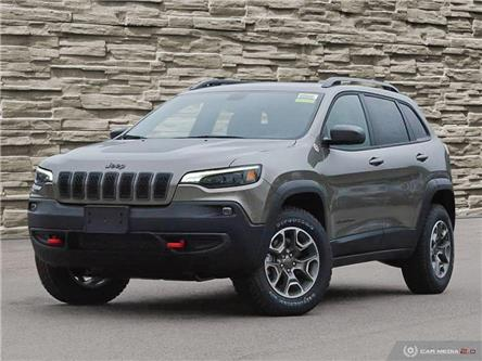 2020 Jeep Cherokee Trailhawk (Stk: L2305) in Welland - Image 1 of 27
