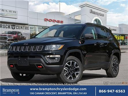 2021 Jeep Compass Trailhawk (Stk: 21012) in Brampton - Image 1 of 23
