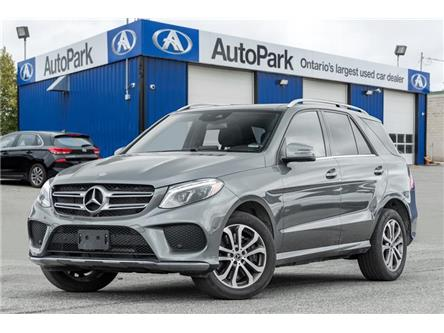 2019 Mercedes-Benz GLE 400 Base (Stk: 19-13699R) in Georgetown - Image 1 of 22